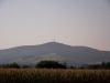 The Tokaj-mountain and the Dereszla hill